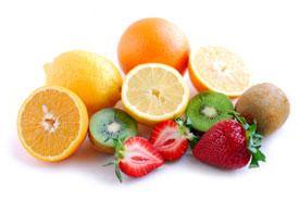 Здоровое питание - фрукты