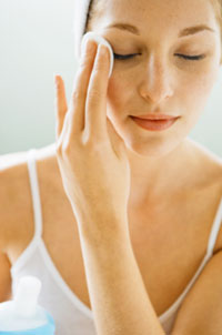 Очищающее средство для кожи