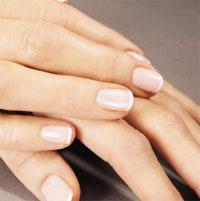 Твердые, гладкие и ухоженные ногти