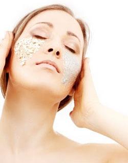 Скрабы для жирной кожи лица